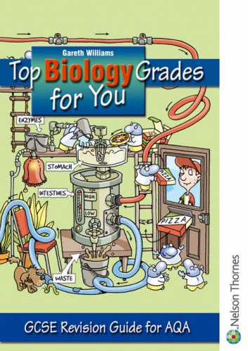 Top Biology Grades for You for Aqa: Gcse Revision Guide for Aqa
