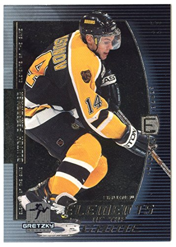 Sergei Samsonov (Hockey Card) 1999-00 Upper Deck Wayne Gretzky Hockey Elements of the Game # EG-3 NM/MT