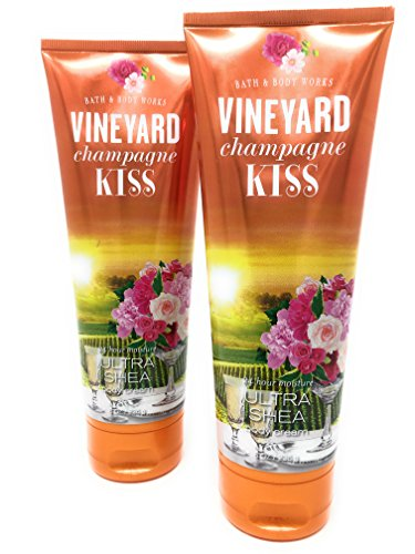 Bath & Body Works Vineyard Champagne Kiss Ultra Shea Body Cr