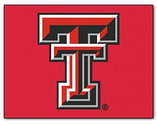(Fan Mats All-Star Bath Mat - Texas Tech)