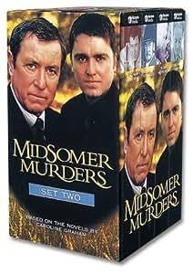 Midsomer Murders Set 2 [VHS]