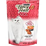 Purina Fancy Feast DUOS Made With Real Salmon / Accents Of Parsley Net WT 6 OZ