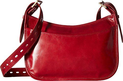 Hobo Women's Chase Cardinal Handbag (Distressed Hobo Bag)
