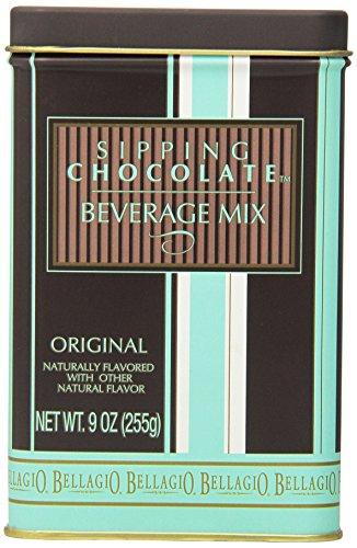 Bellagio siroter un chocolat, 9 once Tin