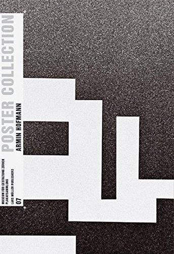 Armin Hofmann (Poster Collection 7) New Edition by Steven Heller (2015-05-30)