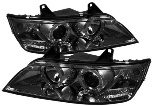 Spyder Auto PRO-YD-BMWZ396-HL-SM BMW Z3 Smoke Halo Projector Headlight