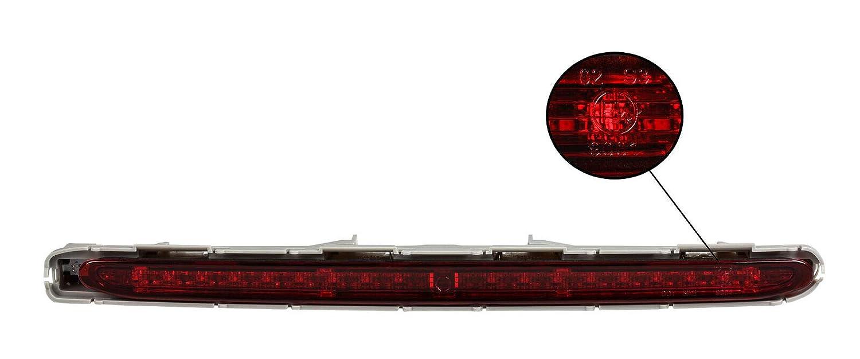 Tercera luz de freno LED W211 Sedán Clase E año de fabricación 03/02 - 06/06: Amazon.es: Coche y moto
