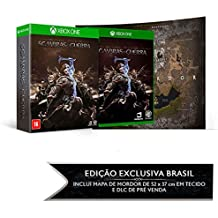 Sombras da Guerra Br - 2017 - Xbox One