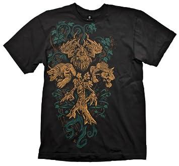 Jnx World Of Warcraft T Shirt Druid Legendary Class Size L