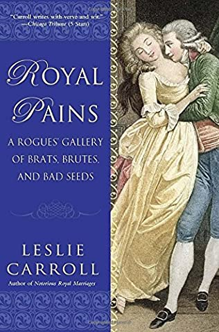 book cover of Royal Pains