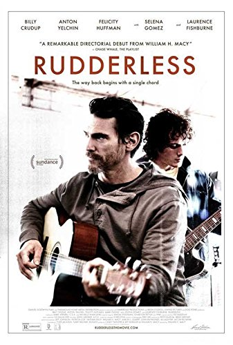 Rudderless 11 x 17 Movie - Gomez's Movie New Selena