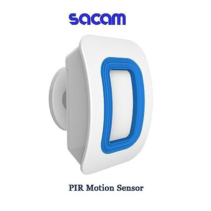 sacam infrarrojos PIR sensor de movimiento inalámbrico detector, funciona con Amazon Alexa para el hogar