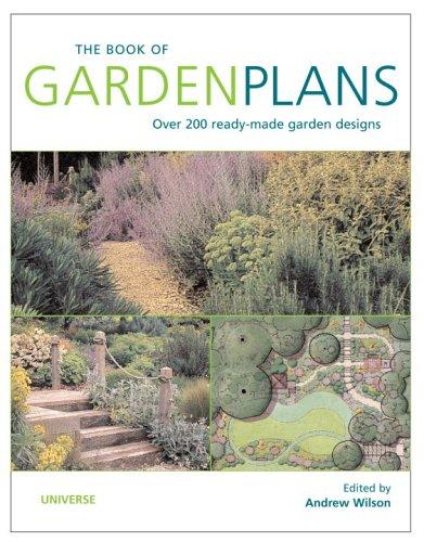 Book of Garden Plans PDF