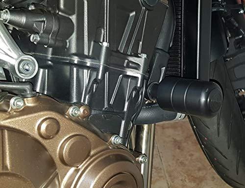 Sliders topes antica/ída defensas HONDA CB 650 F 2017-2019 Fabricados en Espa/ña por RAYZA
