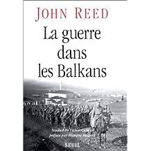 Guerre dans les Balkans