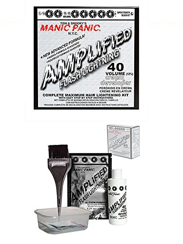Buy hair bleaching kit for dark hair