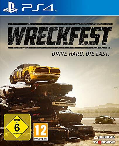 Wreckfest/ PS4 [