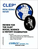 img - for Review for the CLEP Social Science and History Examination by Ann Garvin (2009-03-26) book / textbook / text book