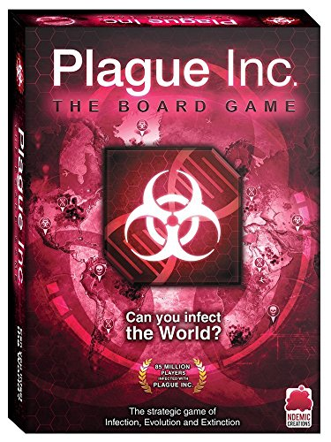 Ndemic Creations Plague Inc. The Board Game by Ndemic Creations