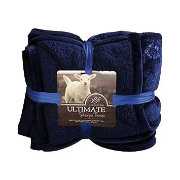 Amazon.com: LVRUIA - Mantas de cama de franela cálida ...