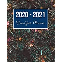 2020-2021 Two Year Planner: Petaled Flower Cover | 2020 Planner Weekly and Monthly | Jan 1, 2020 to Dec 31, 2021…