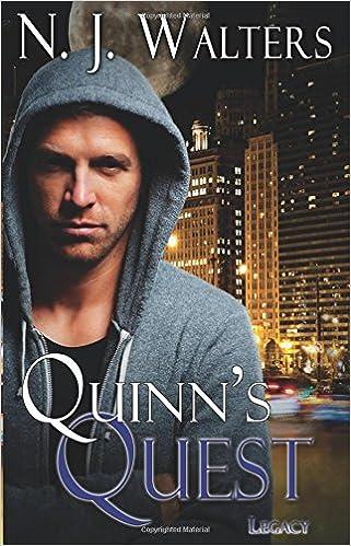 Book Quinn's Quest (Legacy)