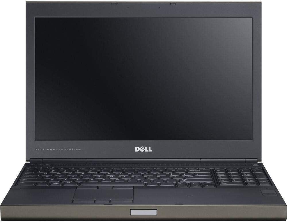 Dell Laptop M4700 Intel Core i7-3720QM 2.60GHz 8GB DDR3 Ram 500GB Hard Drive DVD+RW Windows 10 Pro (Certified Refurbished)