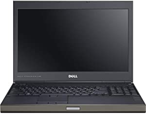 Dell Laptop M4700 Intel Core i7-3720QM 2.60GHz 8GB DDR3 Ram 500GB Hard Drive DVD+RW Windows 10 Pro (Certified Refurbished)