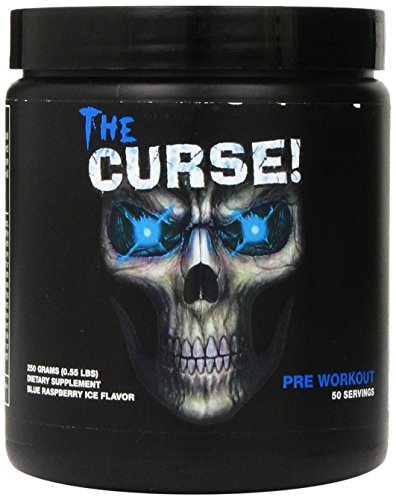 Cobra-Labs-The-Curse-Advanced Pre-Workout 250grams 50 Servin