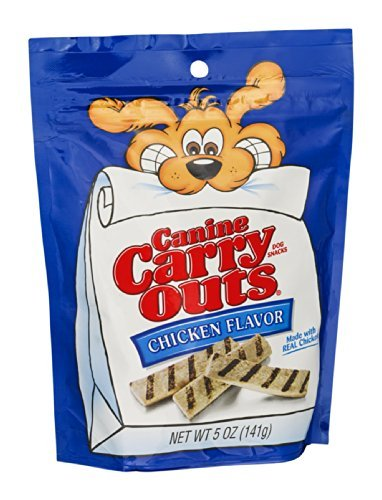 Canine5OZ Chicken Treat
