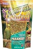 F.M. Brown's Tropical Carnival Gourmet Parakeet Bird Food, 20-Pound, My Pet Supplies