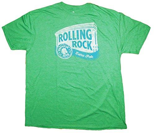 mens-beer-company-branded-t-shirts-m-rollingrockgreen
