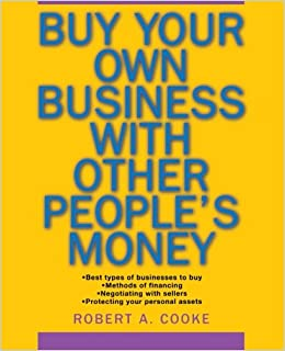 Book Buy Your Own Business With Other People's Money