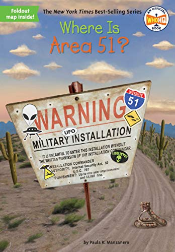 - Where Is Area 51?