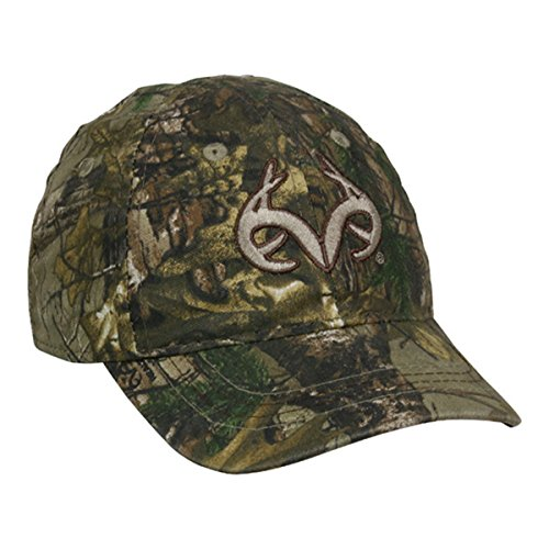 Best Prices! Toddler Realtree Camo Buck Horn Kids Hunting Hat / Cap
