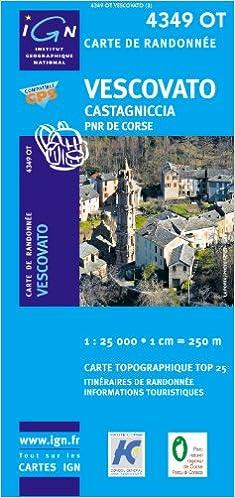 4349ot Vescovato/Castagniccia pdf epub
