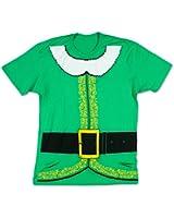 Elf Tuxedo Costume Men's T-Shirt #16