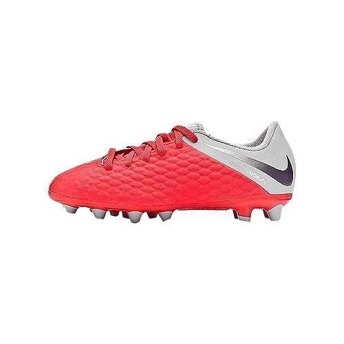 Nike Jr Hypervenom 3 Academy AG-Pro, Zapatillas de fútbol Sala Unisex Adulto,