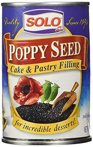 Solo Filling Poppy, 12.5 oz ()