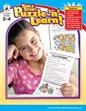Bible Story Puzzle 'n' Learn!, Grades 3 - 4, Linda Standke and Carol Layton, 1604182741