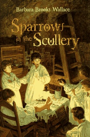 Sparrows in the Scullery ebook