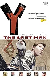 Y The Last Man TP Vol 01 Unmanned by Vaughan, Brian K. (2011) Paperback