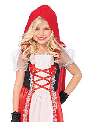 Red Dress Costumes Ideas (Leg Avenue Children's Red Riding Hood Costume)