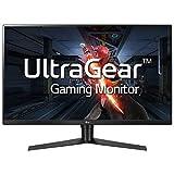 """LG 32GK650F-B - Monitor (80 cm (31.5""""), 2560 x 1440 Pixeles, WQXGA, LED, 5 ms, Negro, Rojo)"""