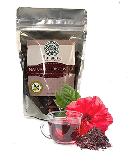 Marmara Natural Hibiscus Tea, 4-Ounce