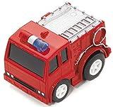 Troika Mini Fire Engine Keyring
