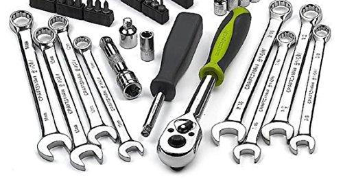 101 Pieces Craftsman Mechanics Tool Set Wrench Screwdrivers New