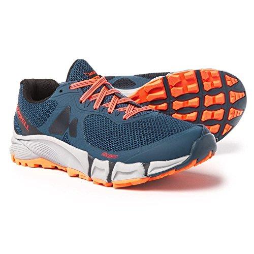 (メレル) Merrell レディース ランニング?ウォーキング シューズ?靴 Agility Charge Flex Trail Running Shoes [並行輸入品]