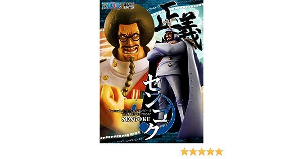Portrait.Of.Pirates One Piece LIMITED EDITION Sengoku 1//8 PVC Figure