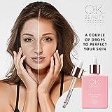Skin Glow Face Oil Serum Primer Moisturizer Drops